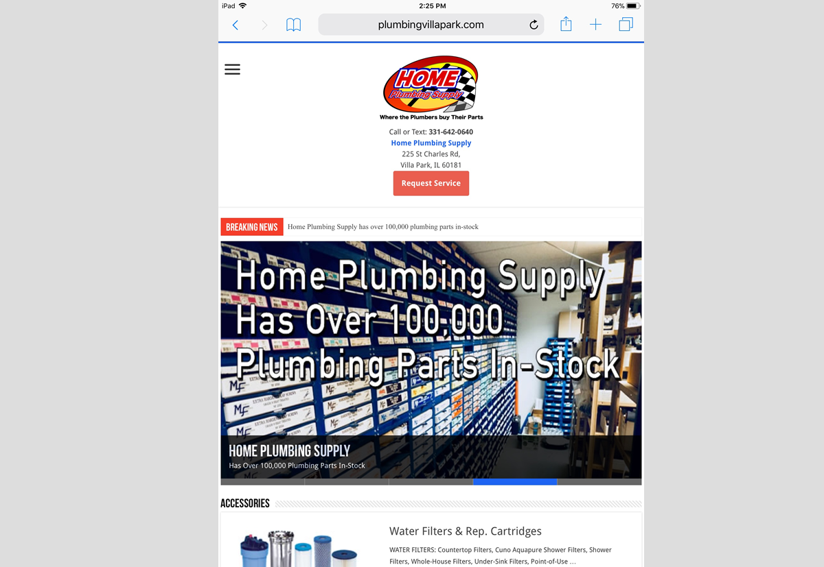 tablet-home-plumbing-supply